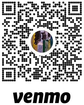 Online Payment Venmo QR Code